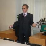 """А.С. Затепякин демонстрирует """"как все просто в Linux"""""""
