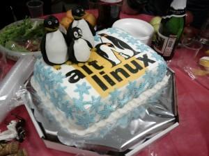 Тортик с новогоднего корпоратива :)